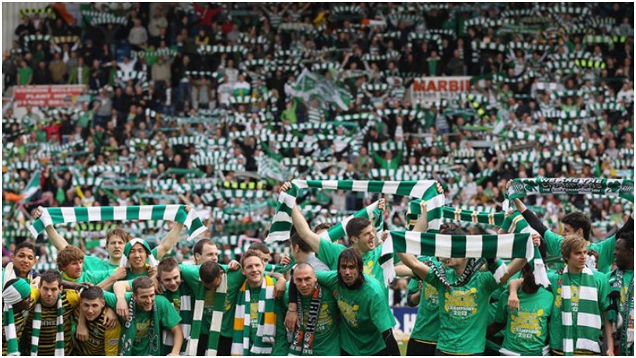 Situatë dramatike te Celtic, trajneri dhe 13 lojtarë futen në karantinë