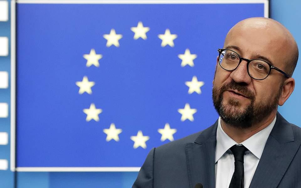 Samiti i BE me axhendë të ngjeshur, Michel: Turqia konstruktive, ose të gjitha opsionet në tryezë