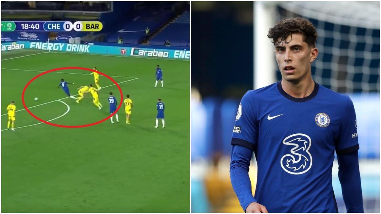 VIDEO/ Një gafë zhbllokon sfidën, Havertz gjen golin e parë me Chelsea