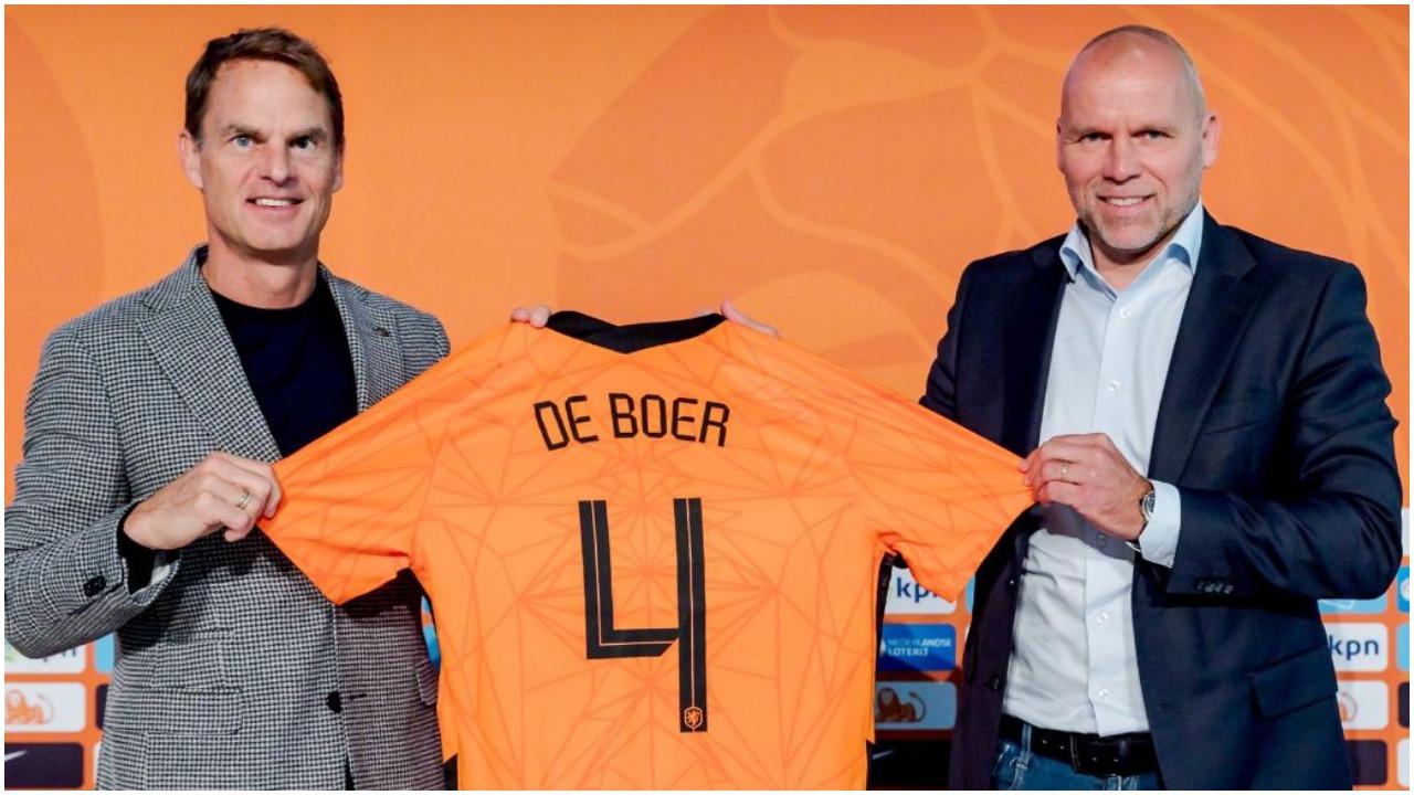 De Boer: Tifozët të dashuruar pas kësaj Holande, do ndjek rrugën e Koeman