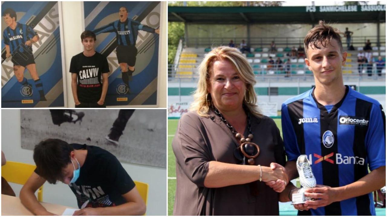 Nga Atalanta tek Interi, talenti Dervishi firmos me zikaltrit e Contes