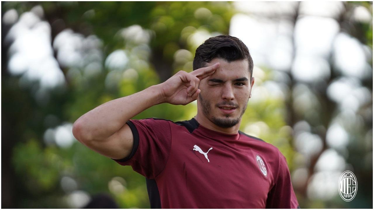 """Gjeti golin e parë si """"milanist"""", Brahim Diaz rrëfen emocionet"""