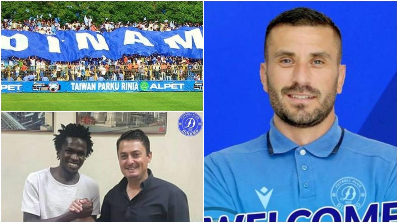 Dy goditje cilësore në merkato, Dinamo do me çdo kusht Superioren
