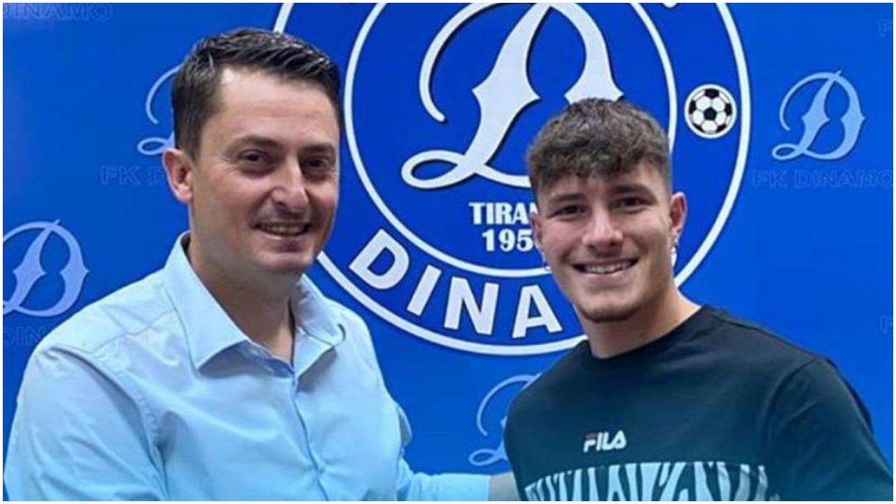 Dashuri italiane për Dinamon, një 19-vjeçar vjen të përforcojë mesfushën