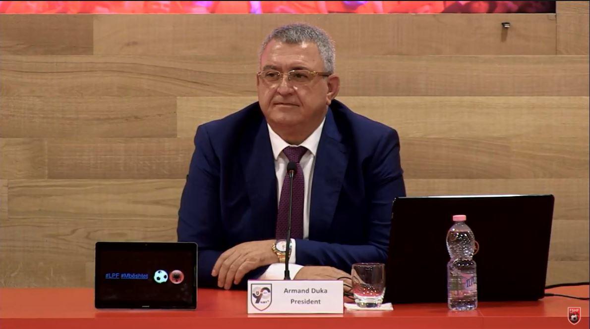 Duka: Futbolli i të gjithëve, s'jemi më keq se Kosova! Ju tregoj si qeveria mund ta shpëtojë