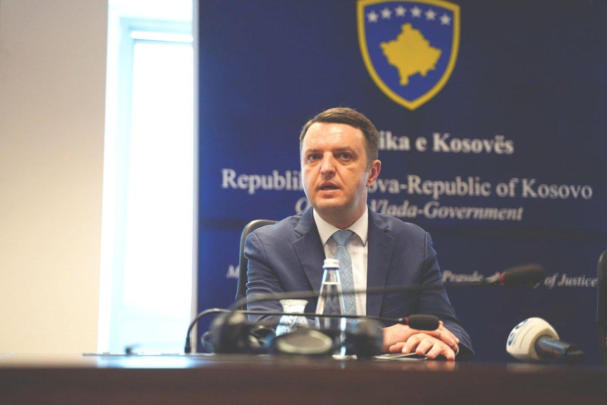 Selim Selimi nesër në Shqipëri, takon ministren Gjonaj