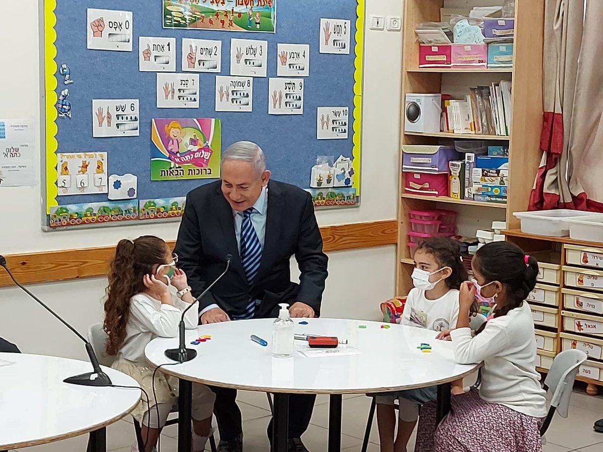 Izraeli rihap shkollat pavarësisht rritjes së rasteve me Covid-19
