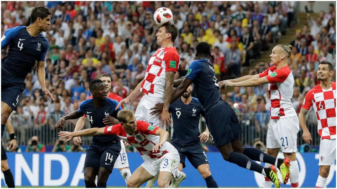 """""""Ndeshje luksi ndaj Kroacisë, pres fitoren. Martial dhe Kimpembe po rriten"""""""