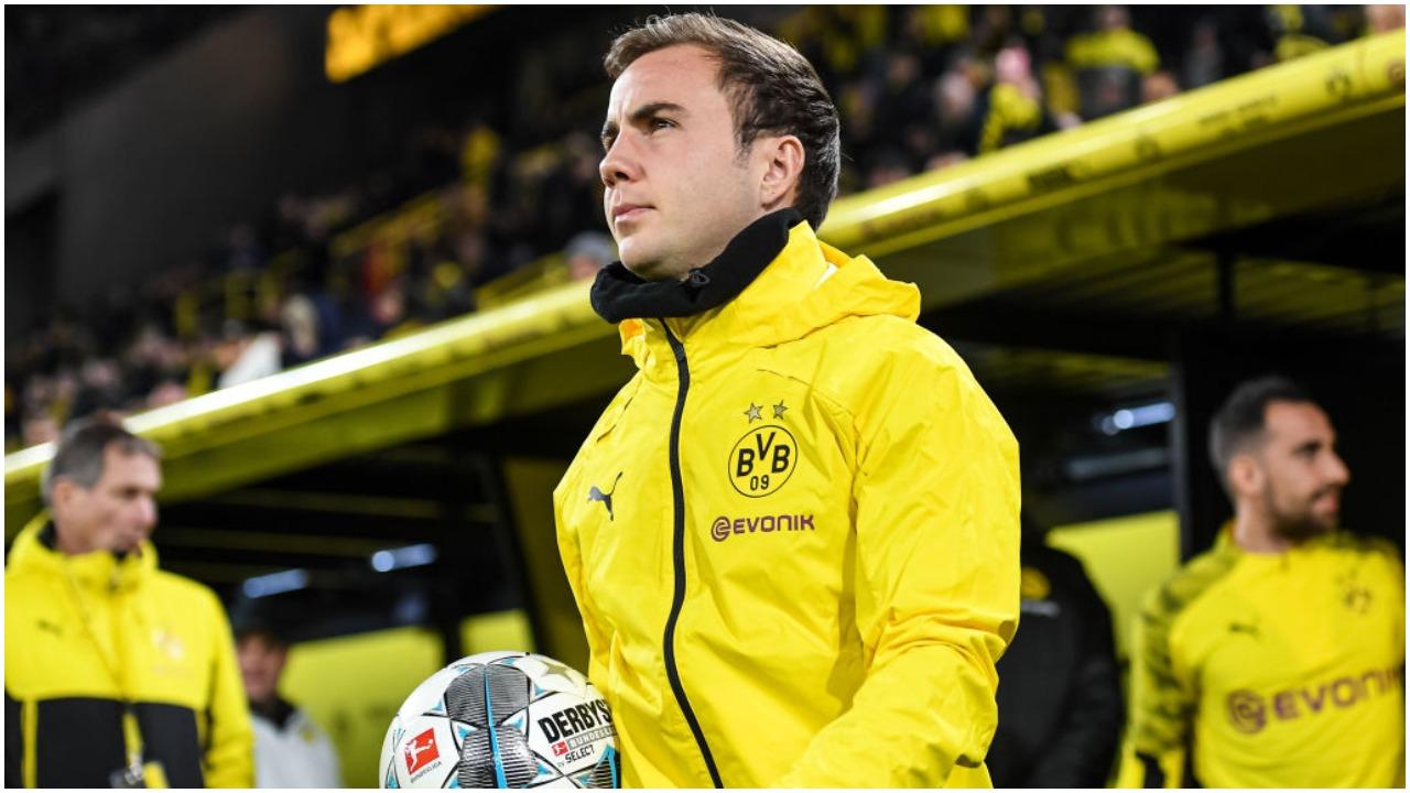 Gotze pa kontratë: Po flas me disa klube, gabova që u ktheva te Dortmund