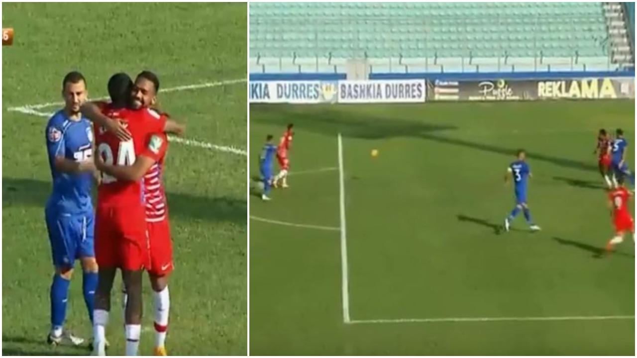 VIDEO/ Rival shumë i fortë për Teutën, Granada gjen golin e tretë