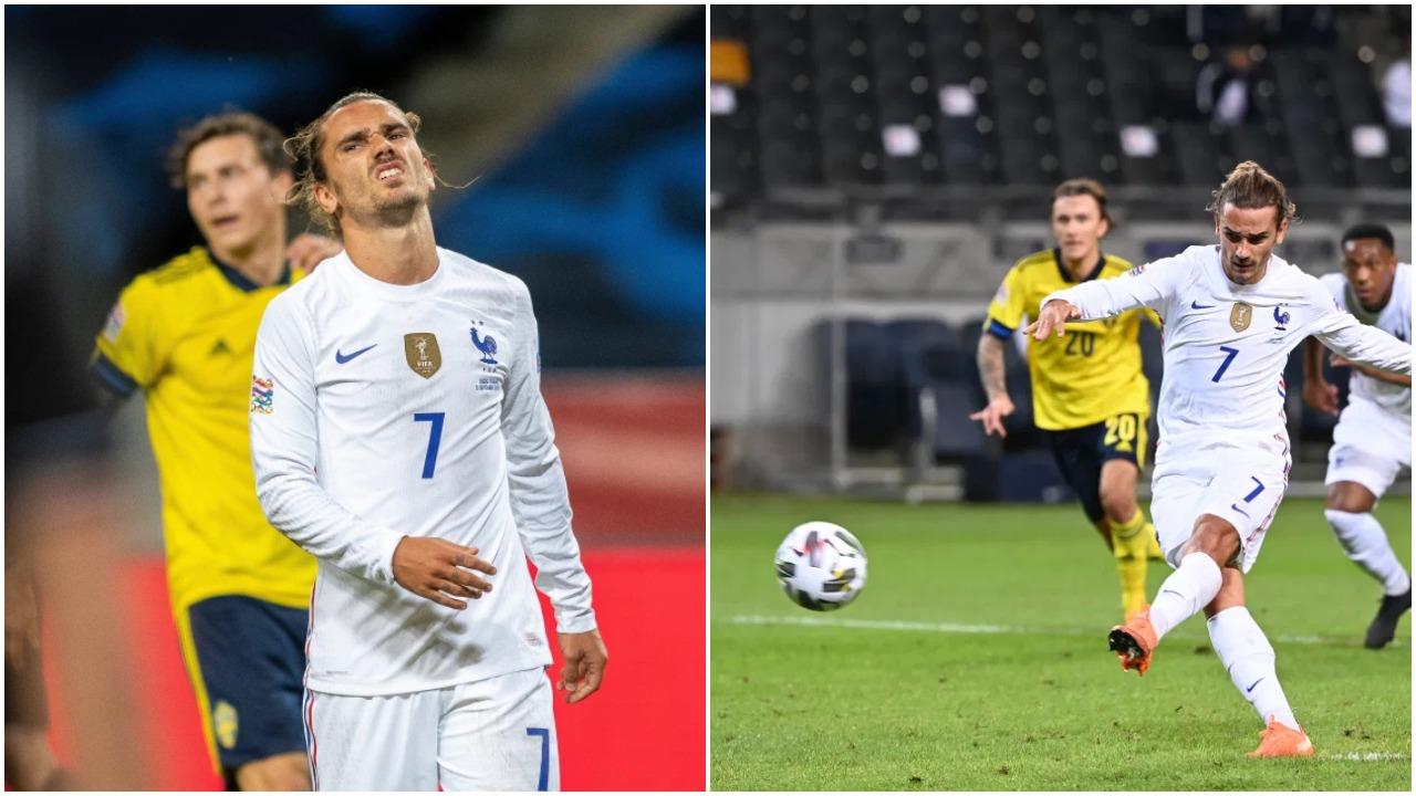"""Tre penallti të humbura, Deschamps justifikon """"makthin"""" e Griezmann"""