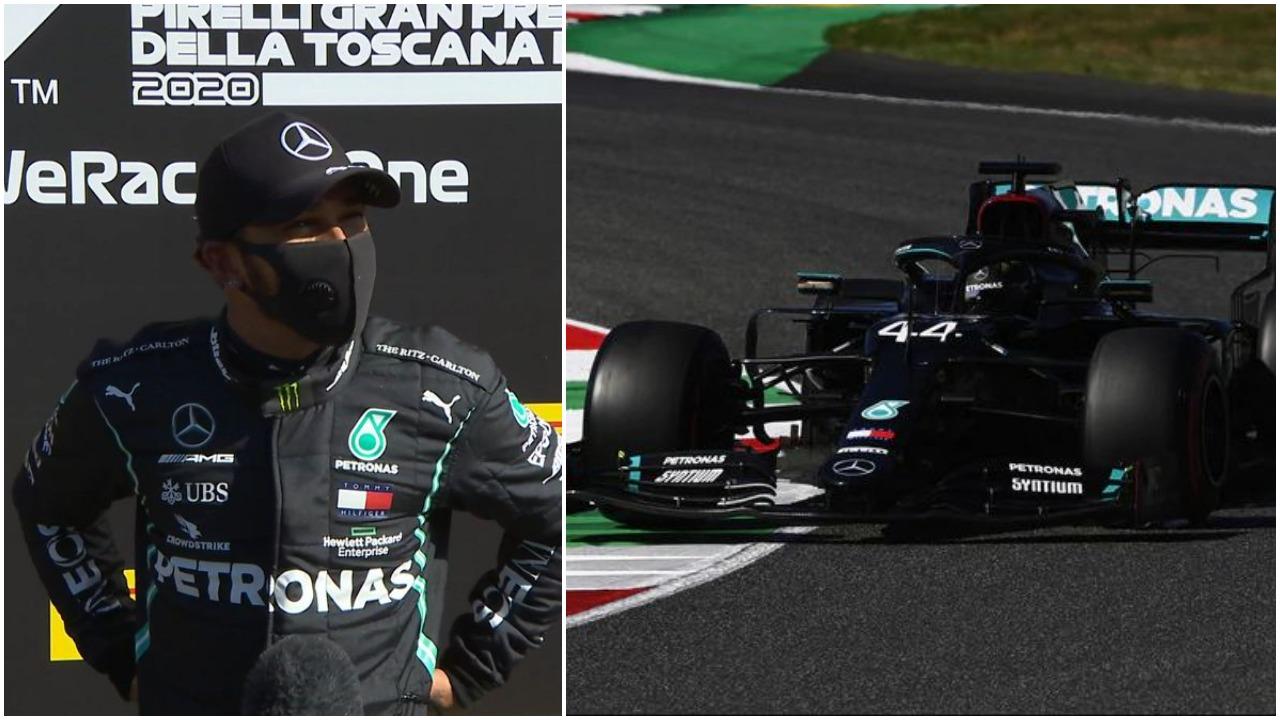 """Formula 1/ Mercedes dominon provat në Itali, """"pole"""" numër 95 për Hamilton"""