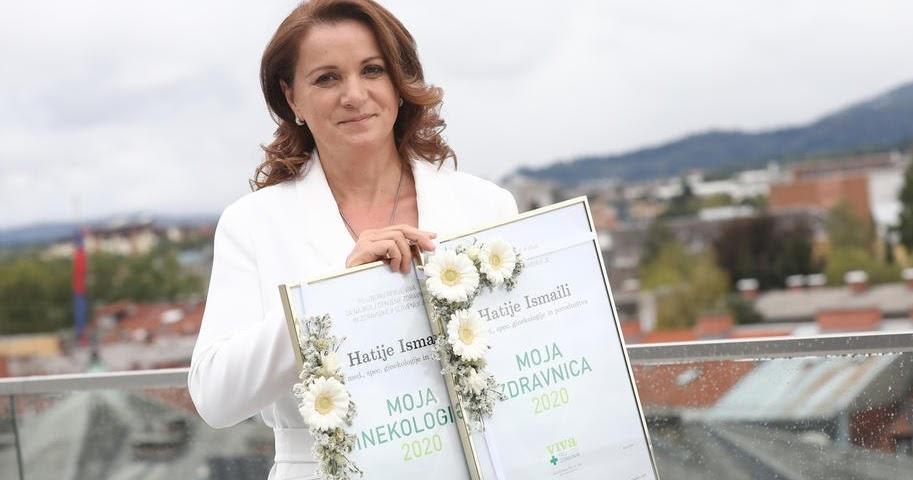 Shqiptarja shpallet mjekja më e mirë në Slloveni, dekorohet nga presidenti