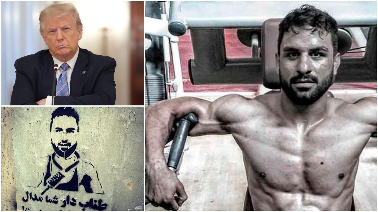 As Trump nuk ia shpëton dot jetën, Irani ekzekuton kampionin e mundjes