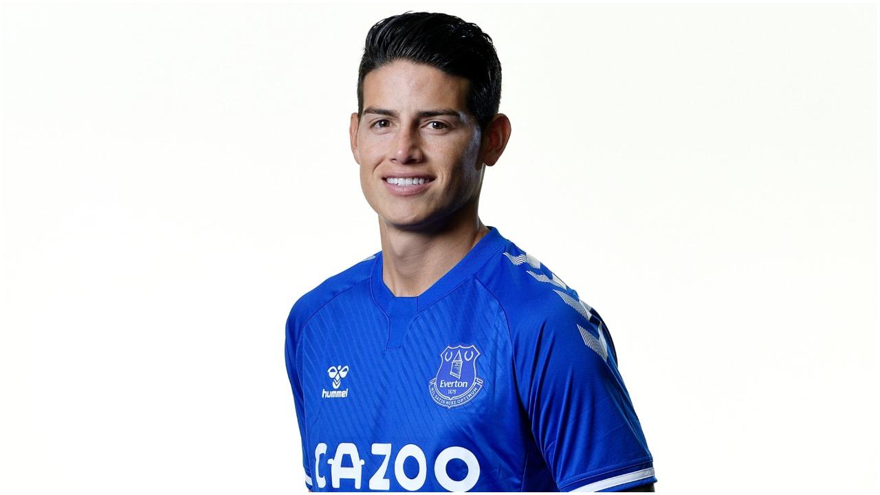 Zyrtare/ Ancelotti ia del, James Rodriguez lojtar i Evertonit!