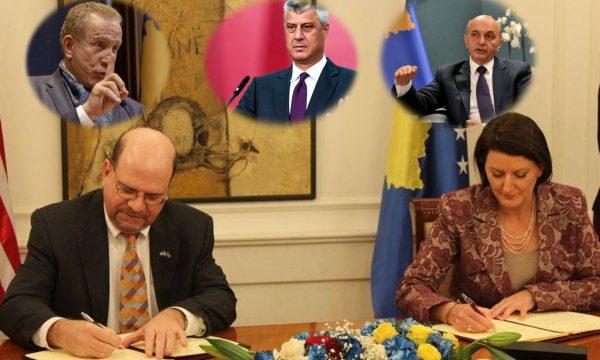 """""""Ide brilante dhe frika e Thaçit""""! Ish-ambasadori amerikan: Ja si u bë  Jahjaga Presidente e Kosovës"""