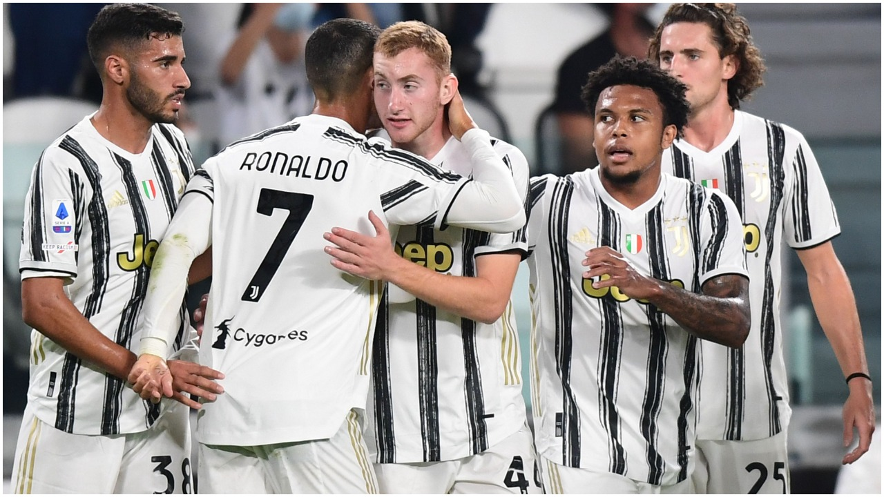 """VIDEO/ Sezon i ri, Juventus i njëjtë! """"Zonja"""" shtyp Sampdorian me """"tris"""""""