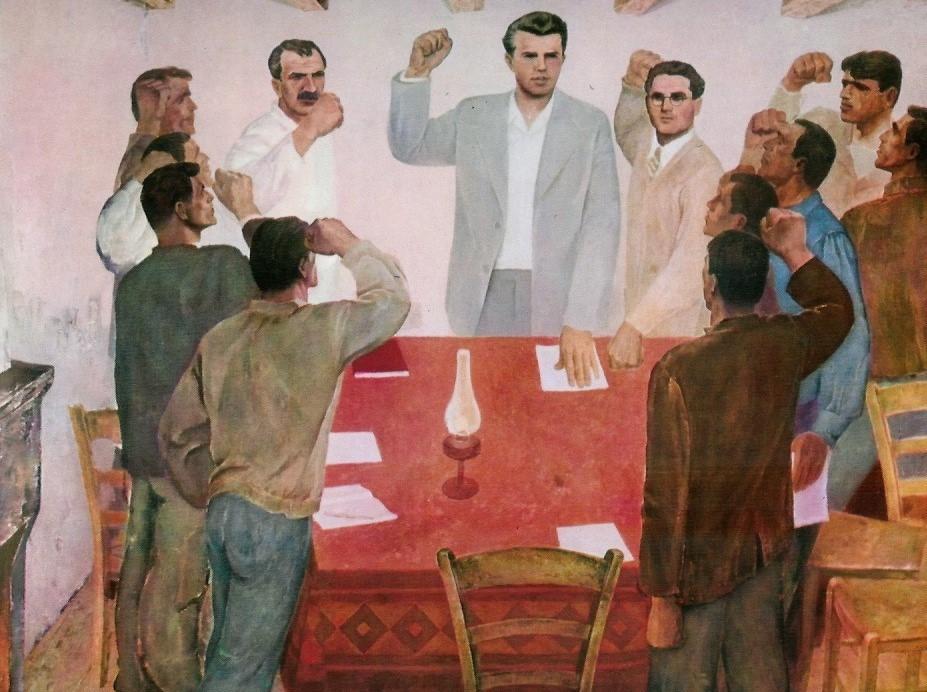 Enver Hoxha, si i zhduku të gjithë themeluesit e Partisë Komuniste-Abc Story