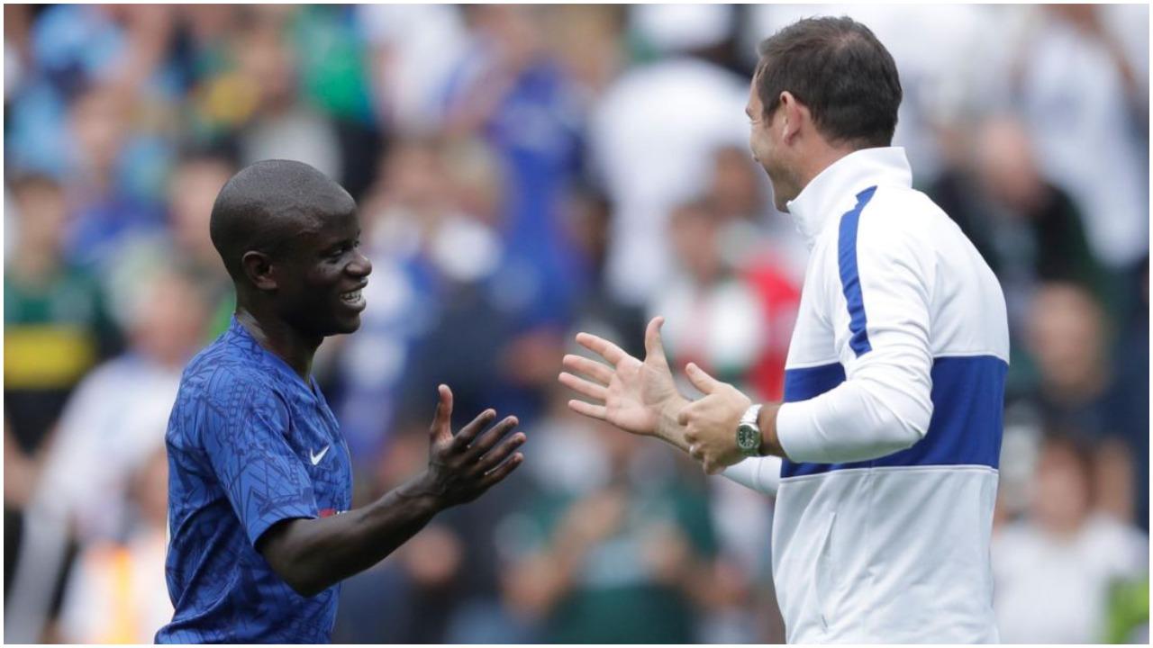 E ardhmja e Kante, Lampard: Jemi të lumtur që qëndroi, roli i ri i ka bërë mirë