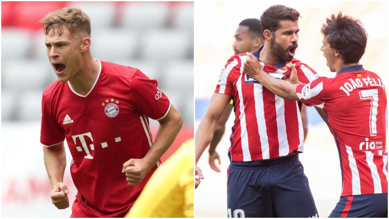 VIDEO/ Eurogol i Kimmich në Bundesligë, avantazh dhe penallti e humbur për Atleticon