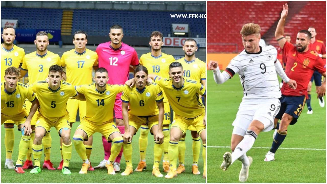 VIDEO/ Nations League: Kosova e nis me një barazim, Gjermania befasohet në shtesa