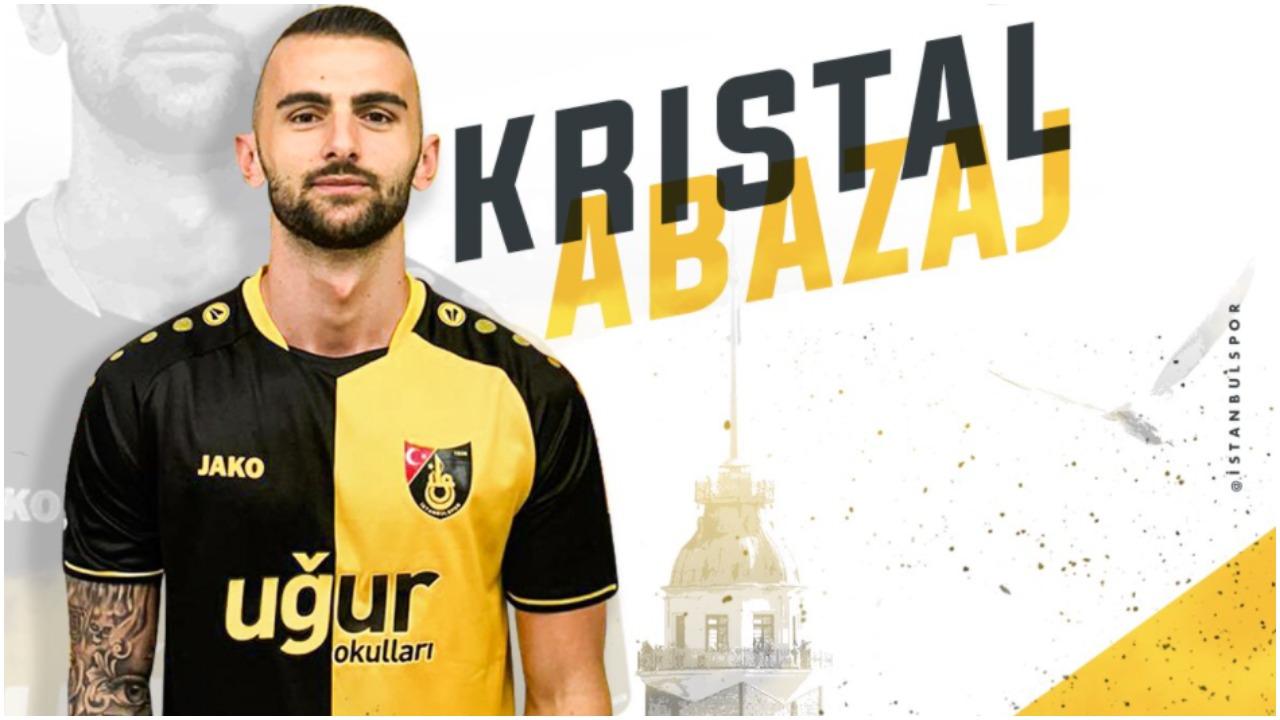VIDEO/ Asist dhe gol pas 6 muajsh, Kristal Abazaj shpërthen në Turqi