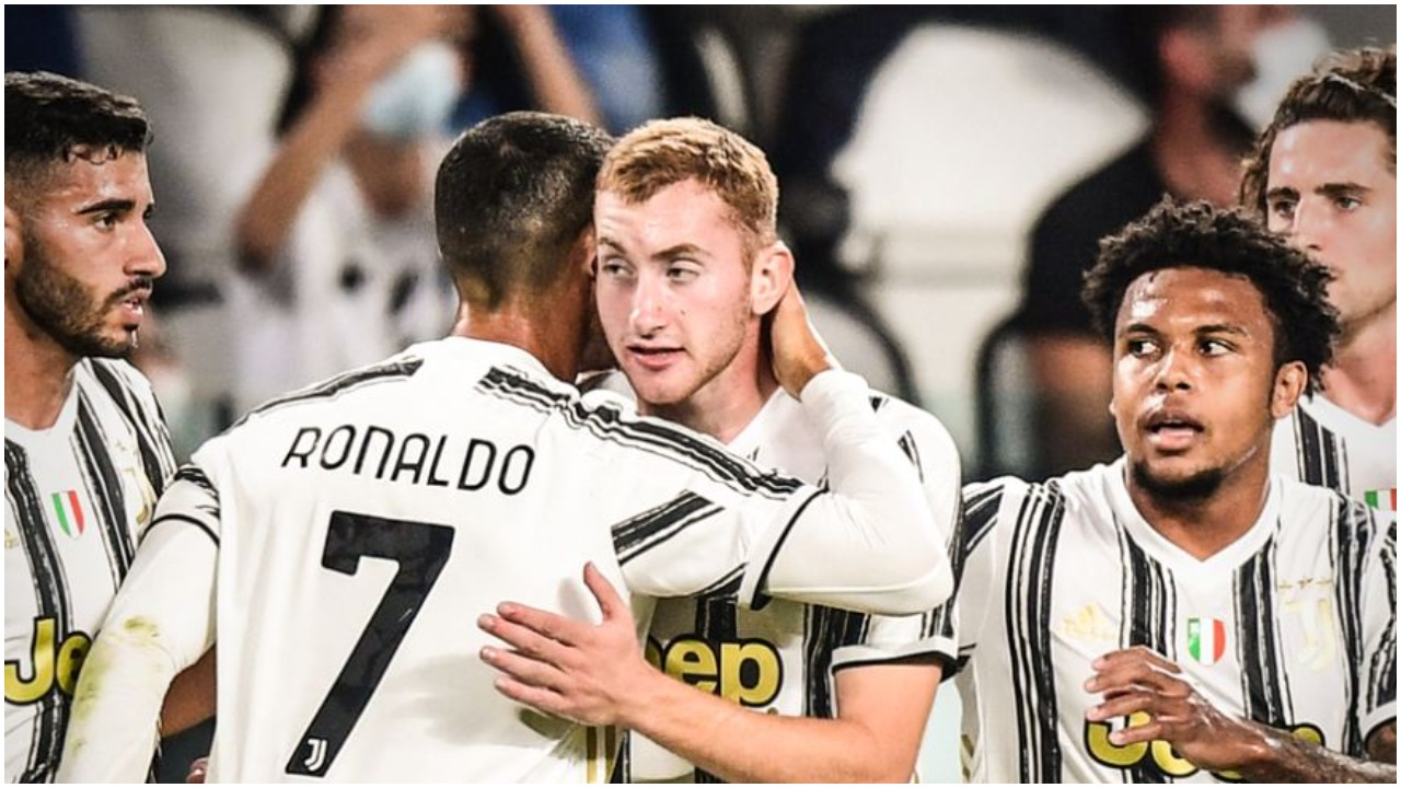 VIDEO/ Sampdoria reziston pak, vjen goli i parë i Juventusit të Pirlos