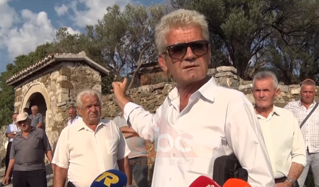 """""""Projekti shkatërron historinë!"""" Restaurimi i kishës së Pllanës në Lezhë përplas besimtarët me klerikët"""