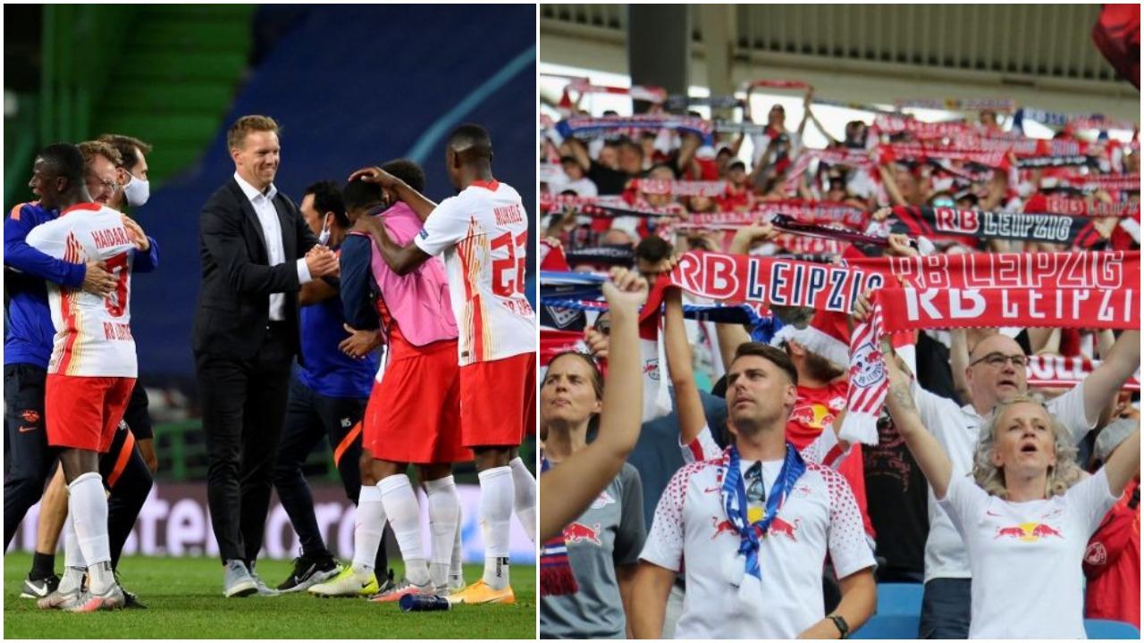 Gjermania një hap para të gjithëve, Leipzig pret 8500 tifozë në Bundesligë