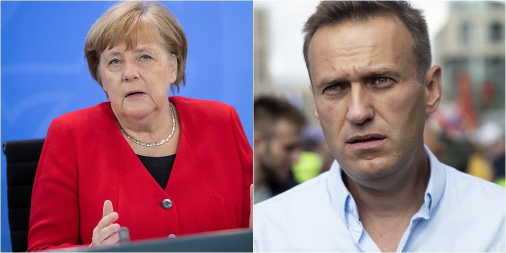 Helmimi i Navalny, Merkel dhe KE: Akt i neveritshëm e frikacak, qeveria ruse të përgjigjet
