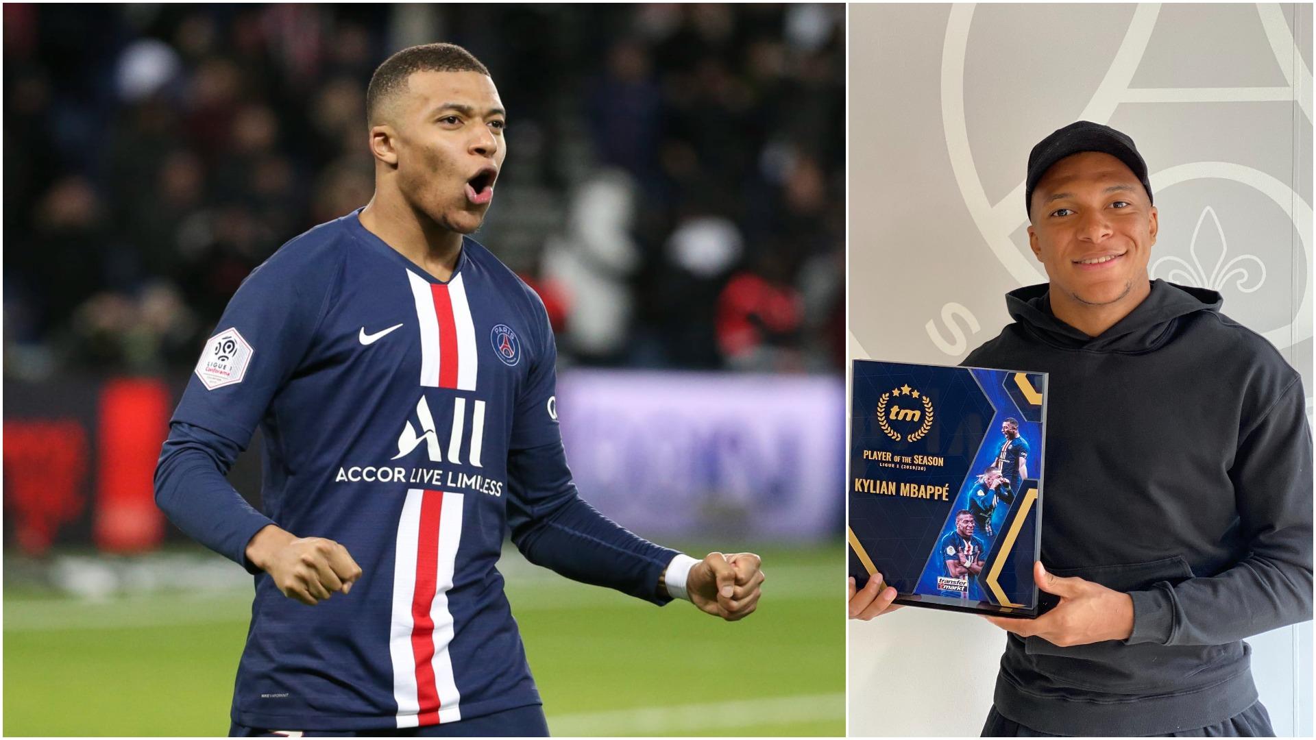 Vlerësimi i radhës për Mbappe, ylli i PSG-së shpallet më i miri