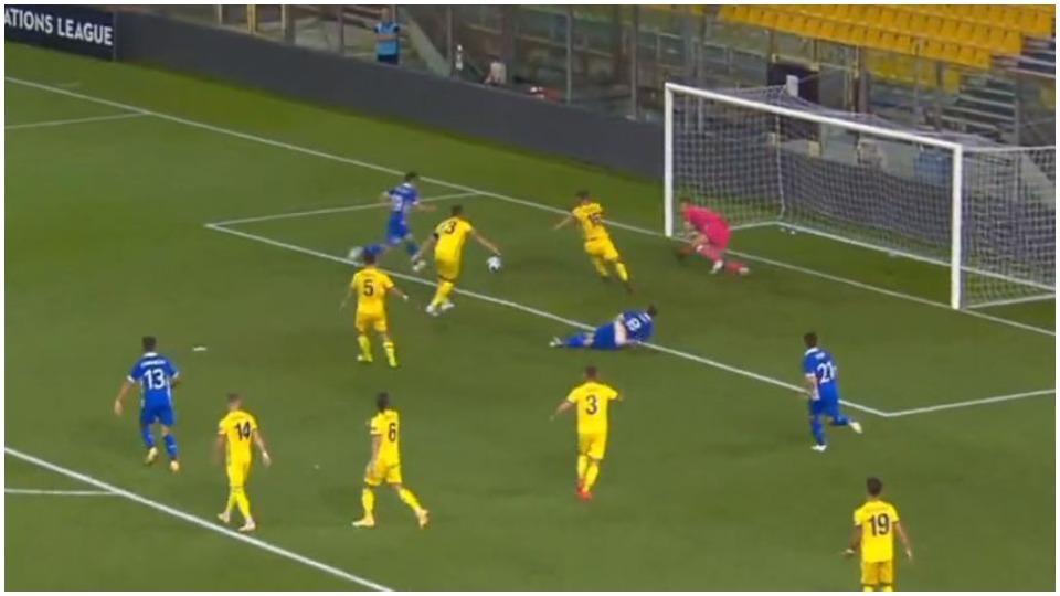 VIDEO/ Vjen goli i parë në Parma, Nicolaescu befason Kosovën