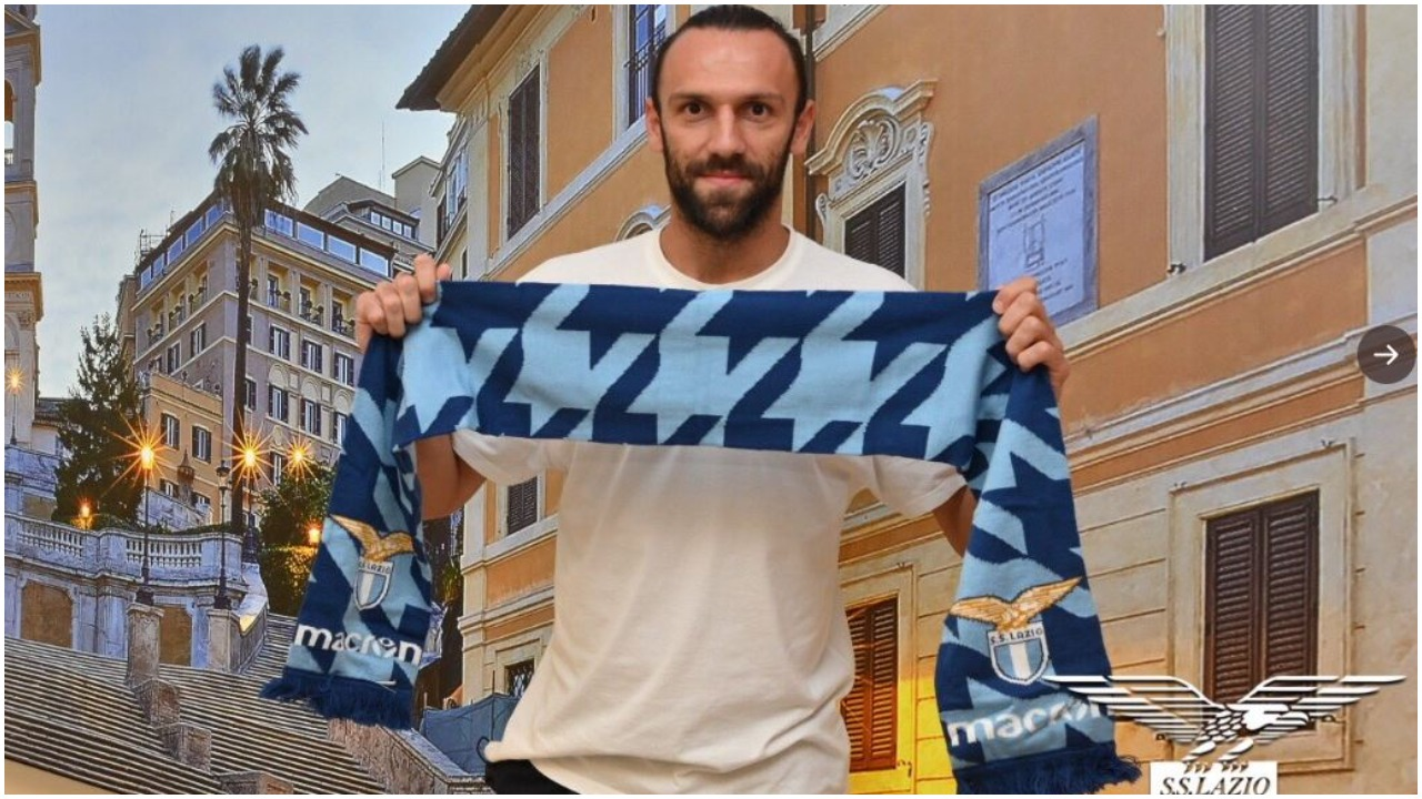 Vedat Muriqi zbarkon në Itali: Jam fiks për ekipin e Lazios