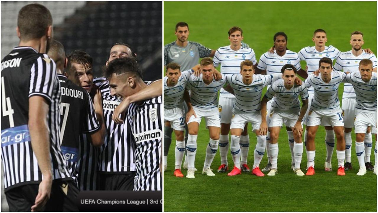 VIDEO/ PAOK-u i Mihajt eliminon Benfikën, festë edhe për Dinamo Kiev e Gent