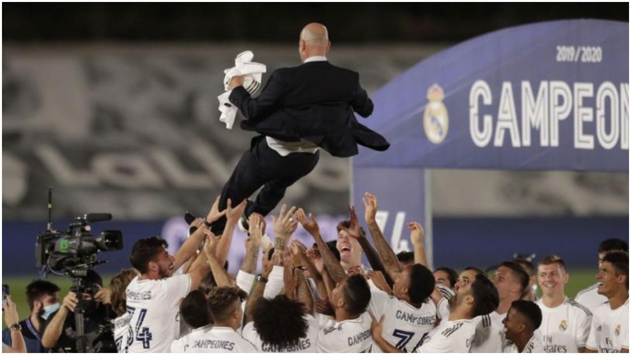 """""""Xholi"""" i Real Madrid drejt kalimit në Serie A, e duan Milani dhe Napoli"""