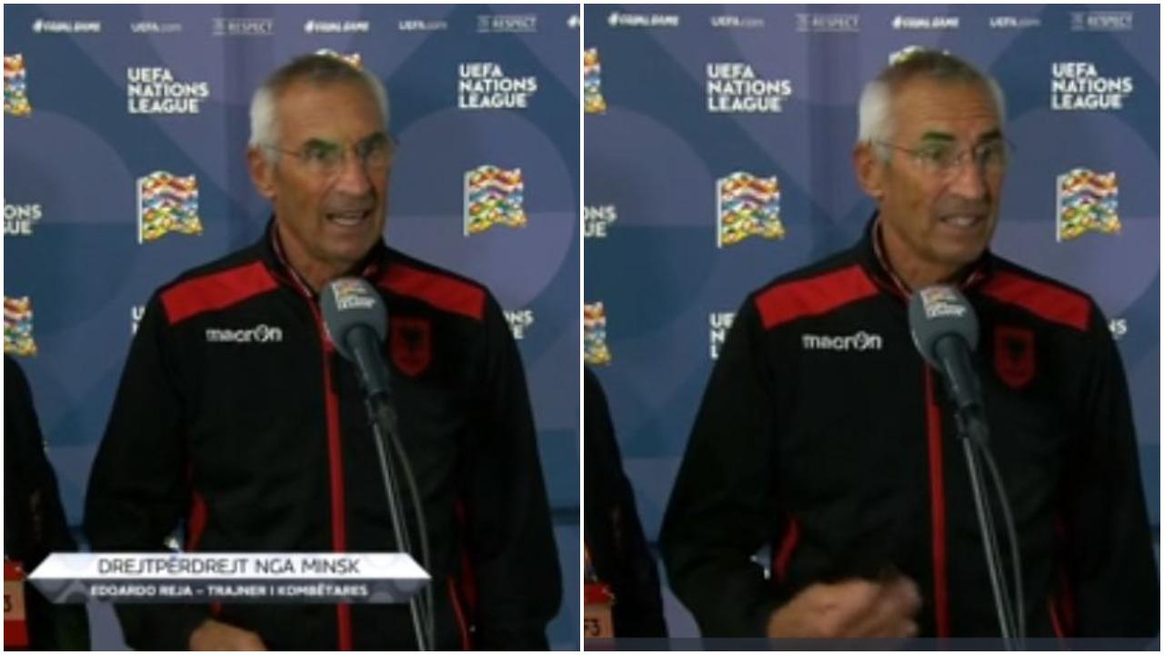 Reja: E nisëm mirë ndeshjen, kundër Lituanisë do ketë dhe debutime!