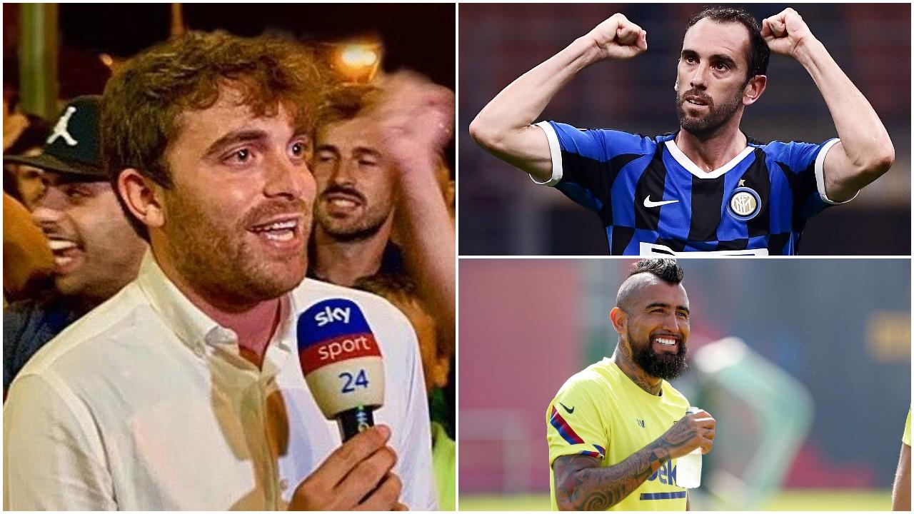 Vidal tek Inter dhe Godin te Cagliari, Romano jep përditësimet e fundit