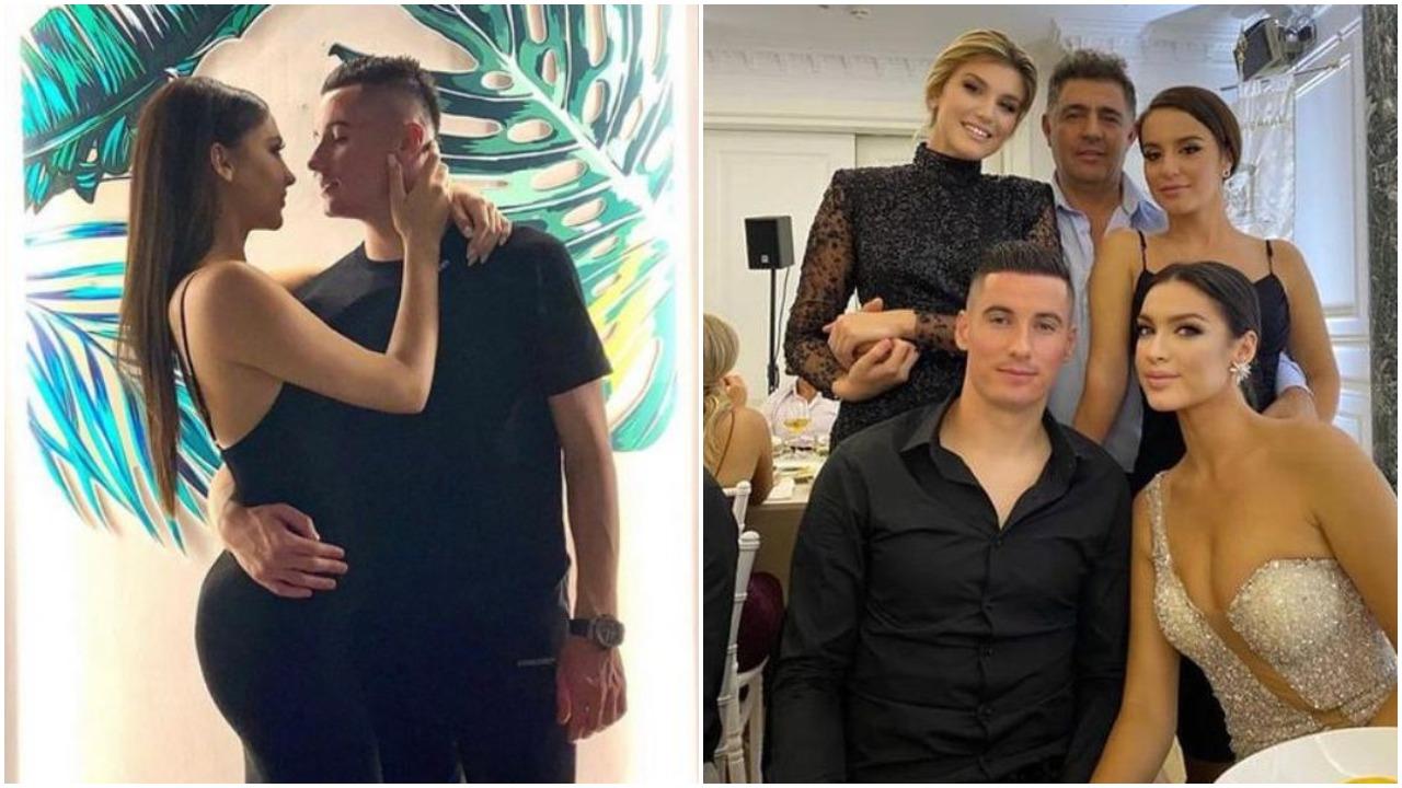 """FOTO/ Roshi i jep fund beqarisë, festë private në Durrës për """"raketën"""" kuqezi"""