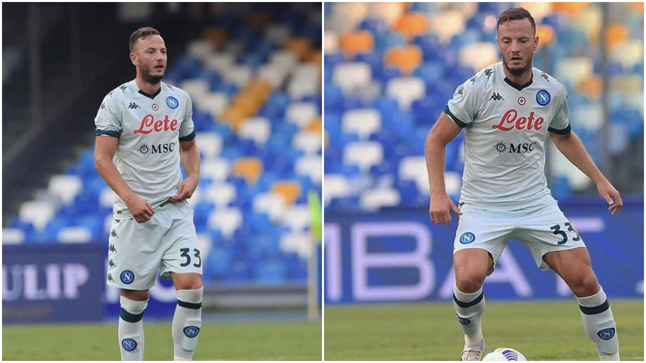 """""""Më në fund"""", Amir Rrahmani debuton si titullar në miqësoren e Napolit"""