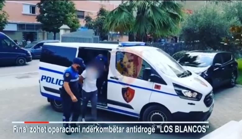 Shkatërrimi i kartelit ndërkombëtar të drogës, pesë shqiptarë të arrestuar jashtë vendit