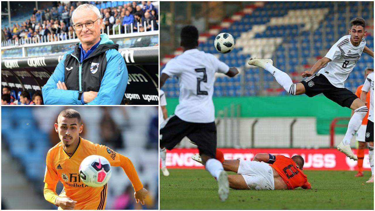 Tjetër shqiptar drejt Serie A, Claudio Ranieri e do te Sampdoria
