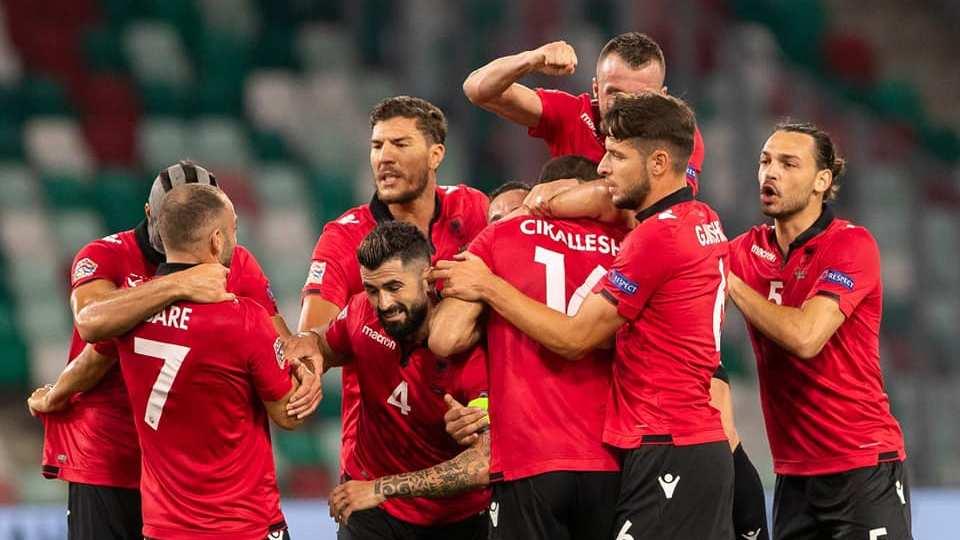 """Renditja e FIFA/ Shqipëria në vendnumëro, Kosova """"-1"""" pozicion. Katapultohet Portugalia"""