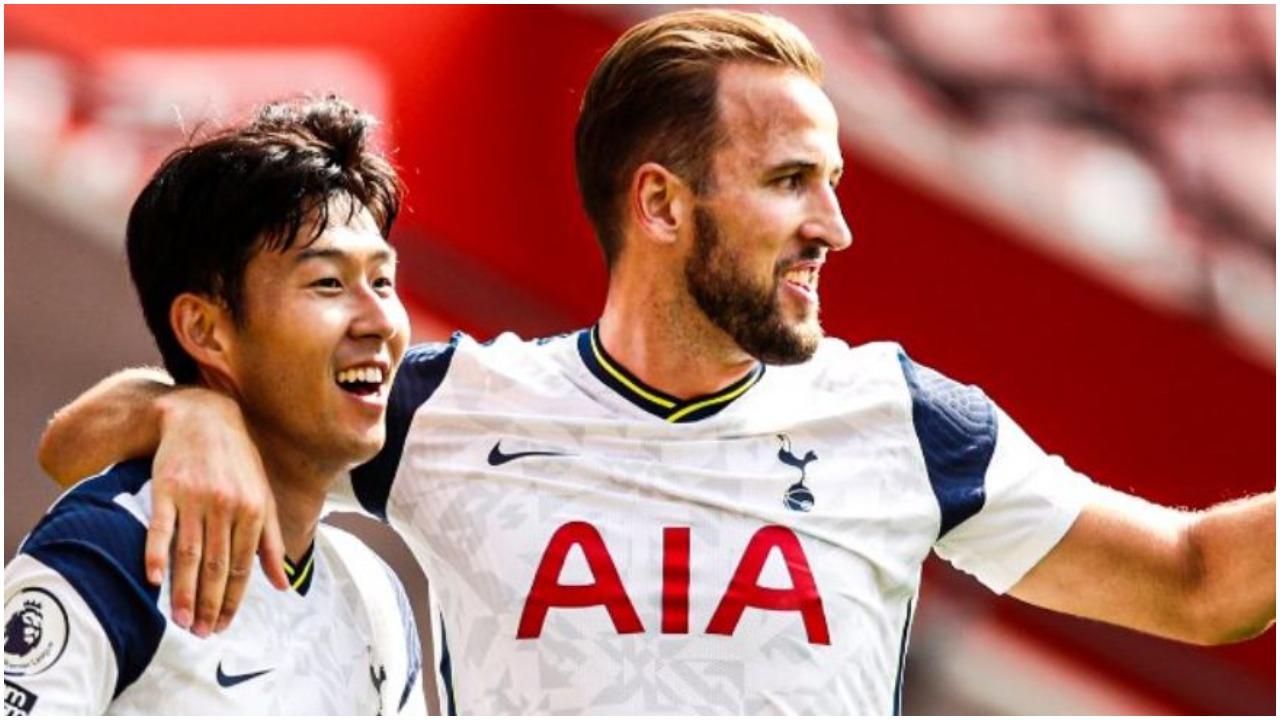 Dyshet më të forta në Premier League, Kane-Son barazojnë legjendat e Arsenalit
