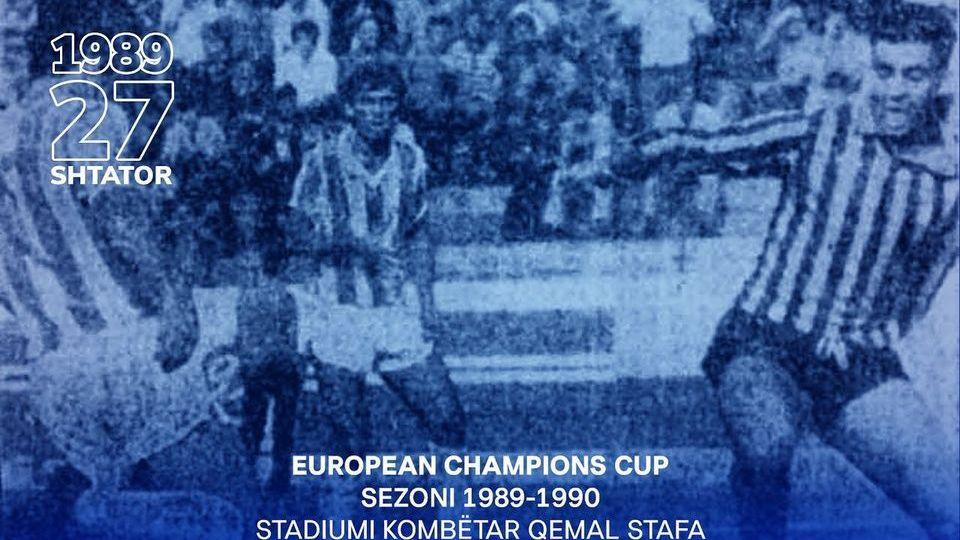 Nostalgjikë te Tirana: Kur merrnim fitoren më të thellë europiane