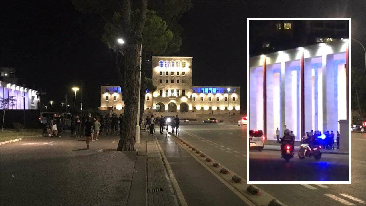 """Arrestohen disa tifozë, TKZ """"thumbon"""": Policia të shkonte te dasma e Roshit"""