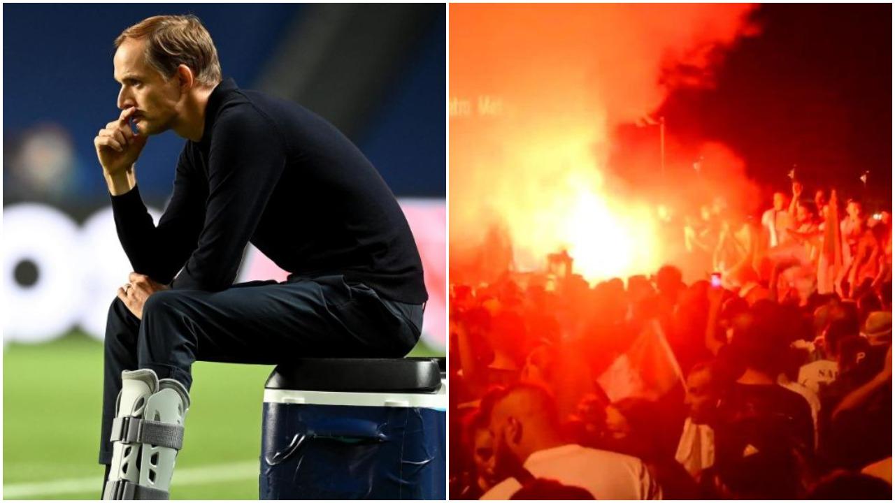 VIDEO/ Tuchel s'e shqetëson humbja e dytë, tifozët e Marseille në ekstazë