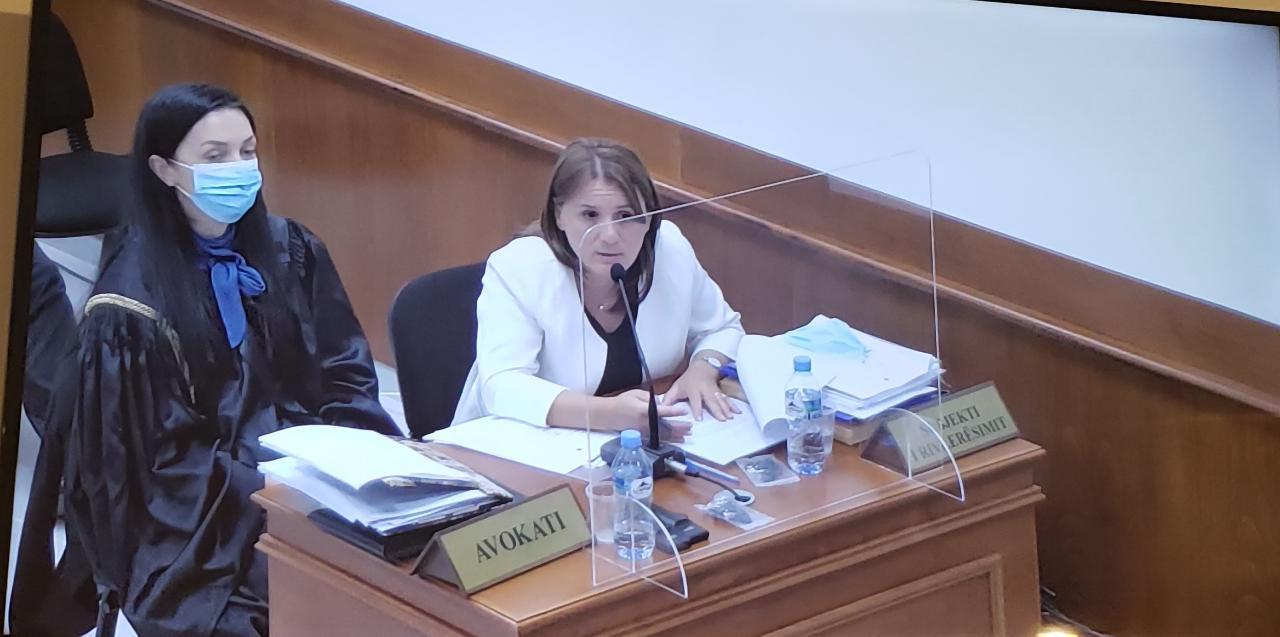 Shtyhet vendimi për Donika Prelën, Komisioneri Publik: Nuk justifikon një pjesë të kursimeve familjare