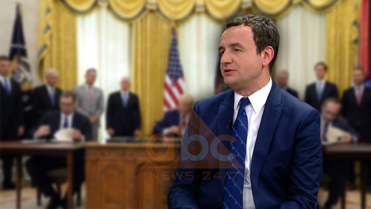 Zotohet Kurti: Nuk do e respektoj marrëveshjen e Washingtonit kur të kthehem në detyrë