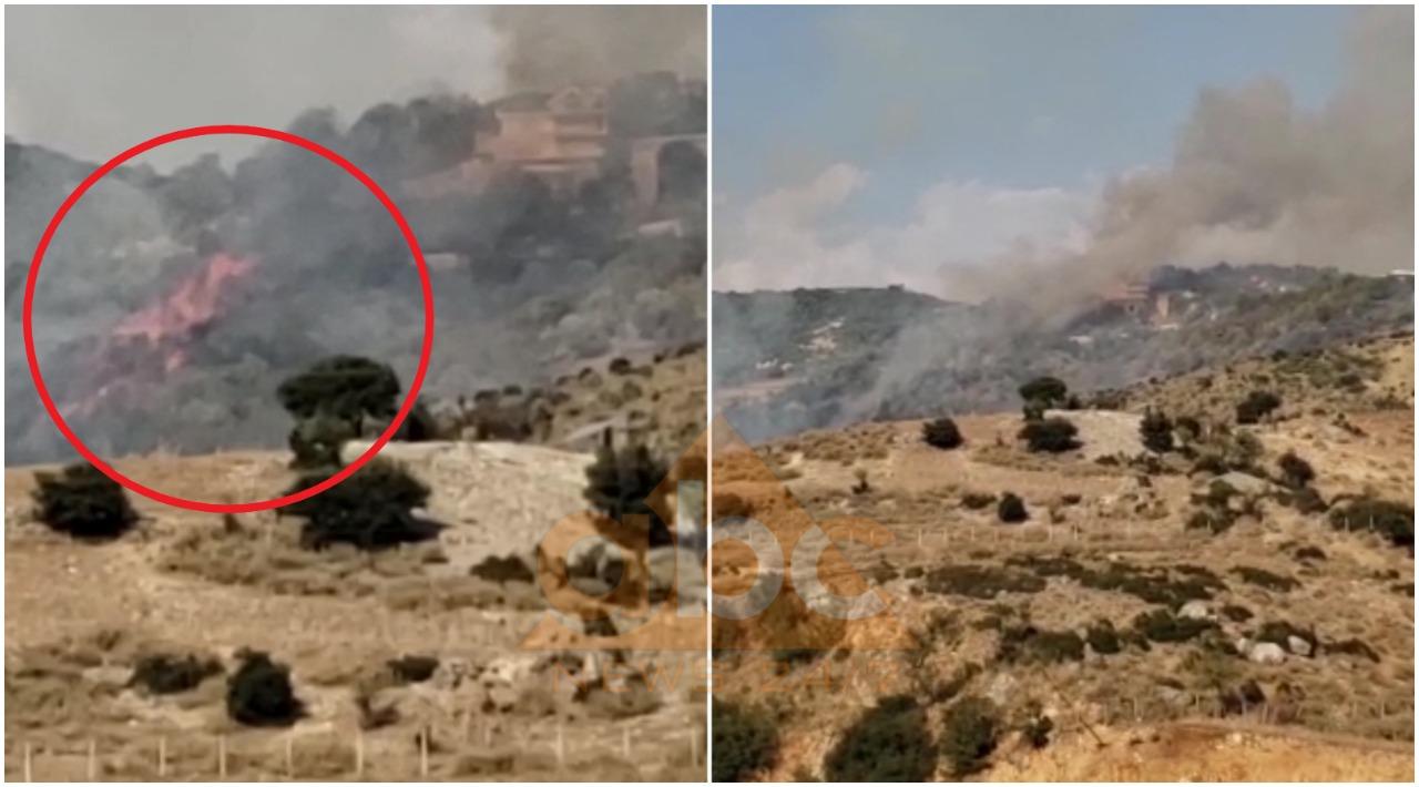 Mes zjarrit masiv në Memeliaj fishekë që pëlcasin, kërkohet largimi i banorëve nga banesat