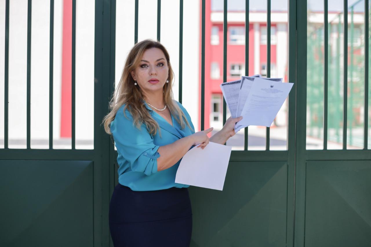 """Mësues me Covid tek shkolla """"Jeronim de Rada"""" e PD: Testimi kombëtar emergjencë"""